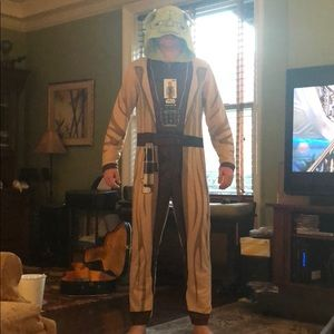 Star Wars Yoda Union suit